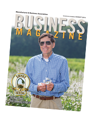 August 2014 Business Magazine