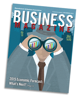 December 2014 Business Magazine