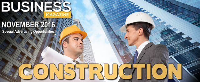 November 2016 - The Construction Issue