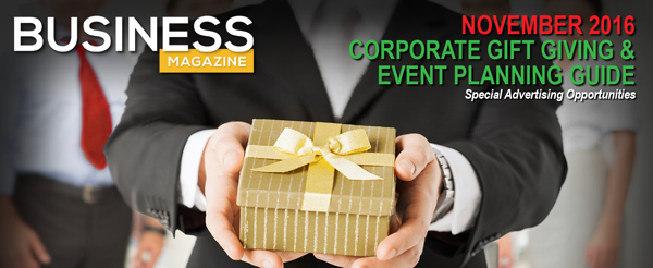 Corporate Gift Giving & Event Planning Guide