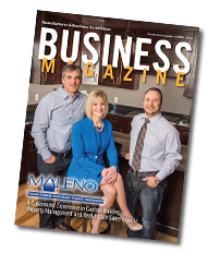 April 2015 Business Magazine