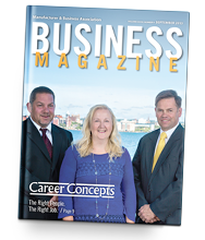 August 2015 Business Magazine