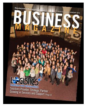 January 2015 Business Magazine
